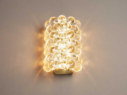 Round Cluster Sconce
